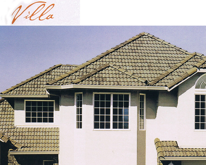 Tile Roofing Products Shea Roofing Inc